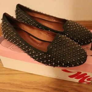 Jeffrey Campbell Studded Loafers *no trades*
